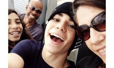 Cameron Boyce's family: parents and siblings