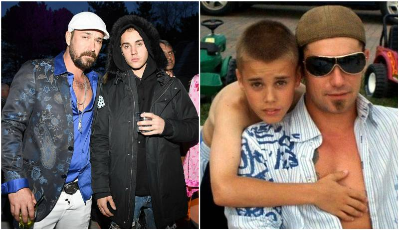 images of justin bieber family the best image 2017