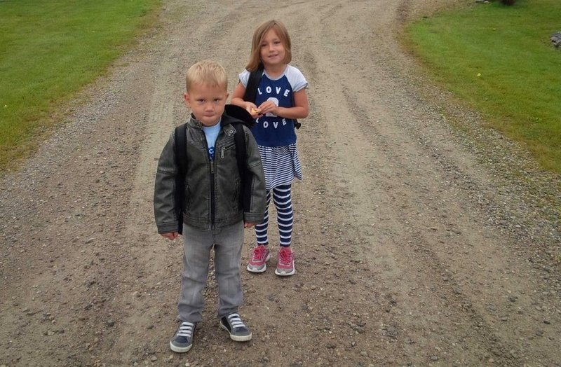 Justin Bieber's siblings - half-brother Jaxon and half-sister Jazmyn