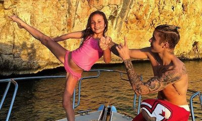 Justin Bieber's family: parents and siblings