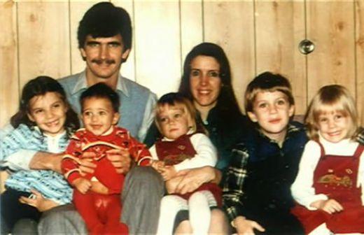 Katrina Kaif's family - father Mohammed Kaif