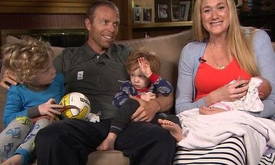 Kerri Walsh Jennings' family: husband and kids