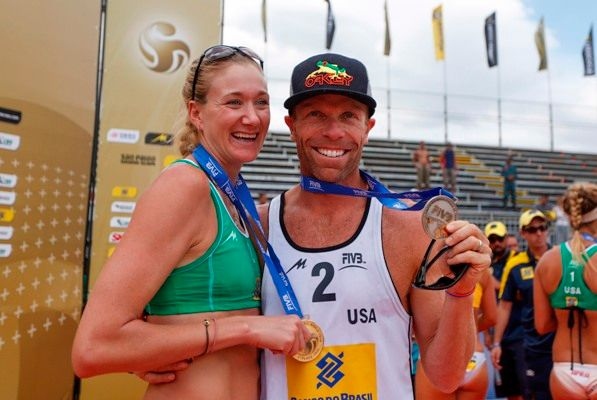 Kerri Walsh Jennings' family - husband Casey Thomas Jennings