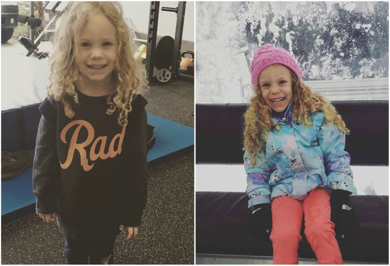 Kerri Walsh Jennings' children - daughter Scout Margery Jennings