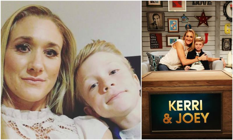 Kerri Walsh Jennings' children - son Joseph Michael Jennings