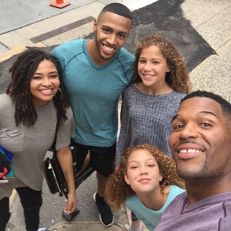 Michael Strahan's children
