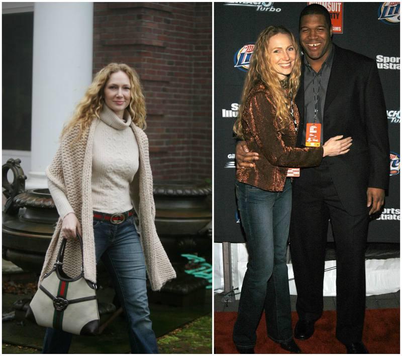 Michael Strahan's family - ex-wife Jean Muggli