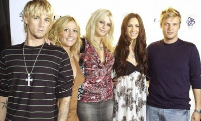 Nick Carter's family: parents, siblings, wife and kids