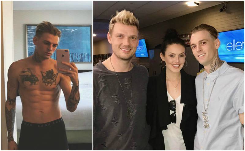 Backstreet Boys member Nick Carter's family: parents ...