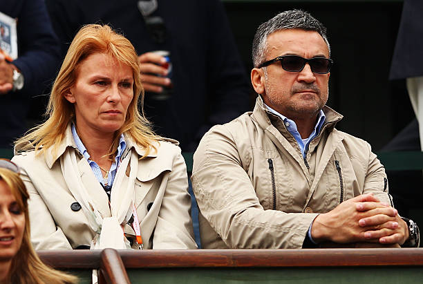 Novak Djokovic's family - parents