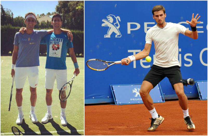 Novak Djokovic's siblings - brother Marko Djokovic