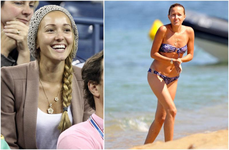 Novak Djokovic's family - wife Jelena Djokovic