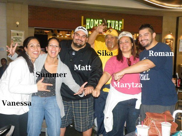 Roman Reigns' family - father and siblings