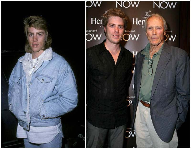 Clint Eastwood's children - son Kyle Eastwood