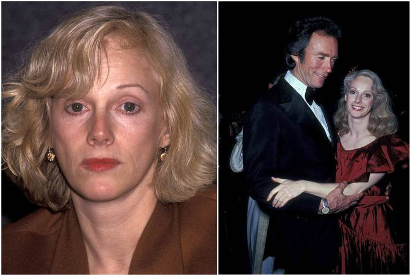Clint Eastwood's family - ex-wife Sondra Locke