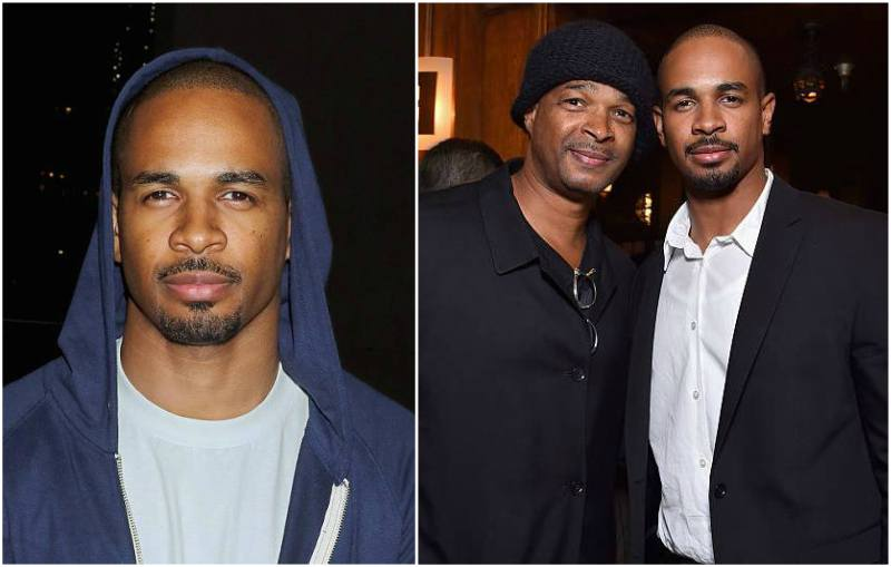 Damon Wayans Sr children - son Damon Kyle Wayans Jr.