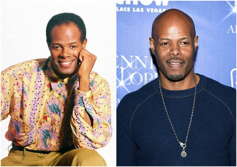 Damon Wayans Sr siblings - brother Keenen Ivory Wayans