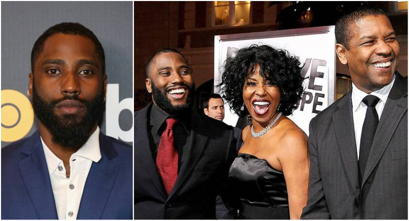 Denzel Washington's children - son John David Washington