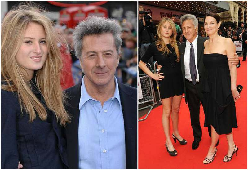 Dustin Hoffman's children - daughter Alexandra Lydia Hoffman (Ali Hoffman)