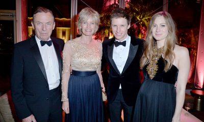 Eddie Redmayne's family: parents, siblings, wife and kids