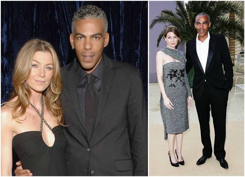 Ellen Pompeo's family - husband Chris Ivery