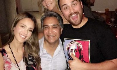 Jessica Alba's family: parents, siblings, husband, kids