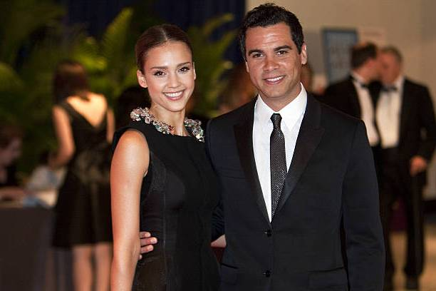 Jessica Alba's family - husband Cash Warren