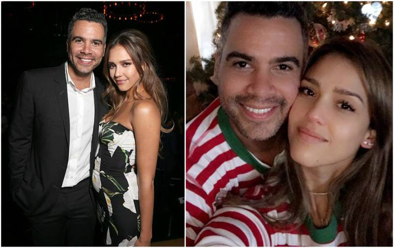 Sexy actress Jessica Alba: Her birth family and her ...