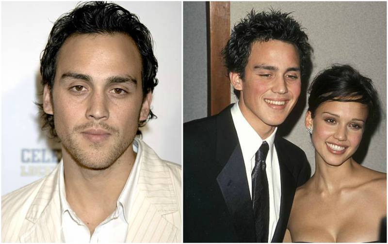 Jessica Alba's siblings - brother Joshua Lauren Alba