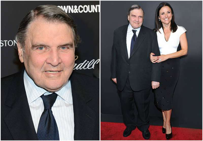 Julia Louis-Dreyfus' family - father Gerard William Louis-Dreyfus