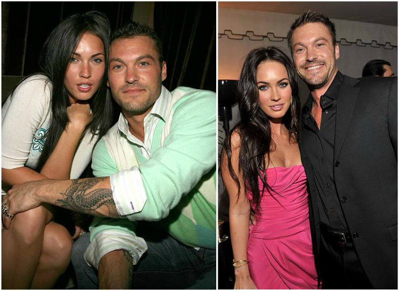 Get to know the sexy actress Megan Fox and her extended family