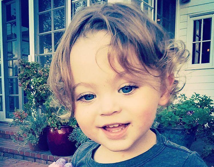 Megan Fox's children - son Bodhi Ransom Green
