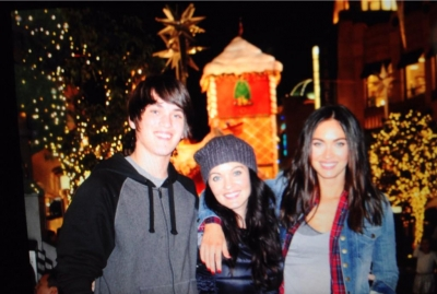 Megan Fox's siblings - sister Kristi Branim Fox