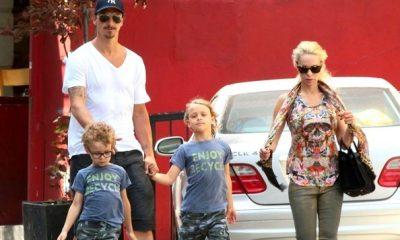 Zlatan Ibrahimovic's family: wife and kids
