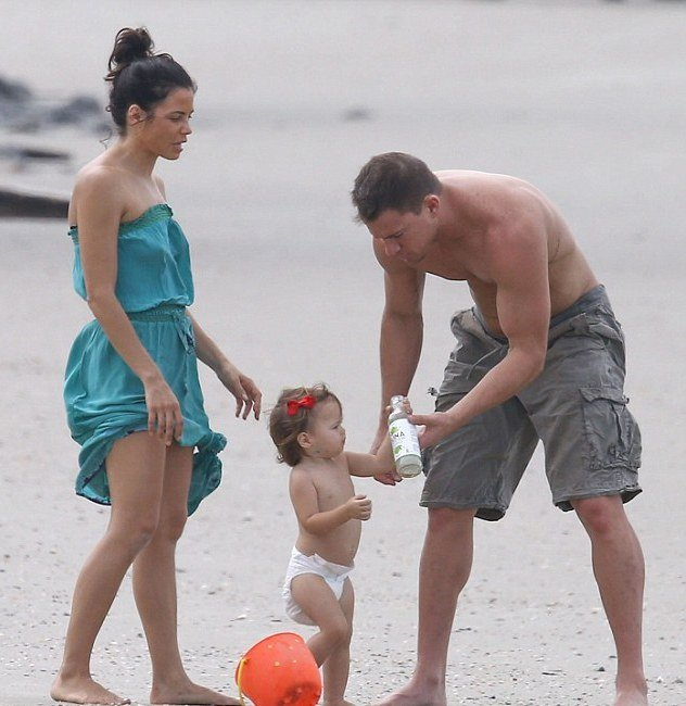 The sweet family of versatile actor Channing Tatum