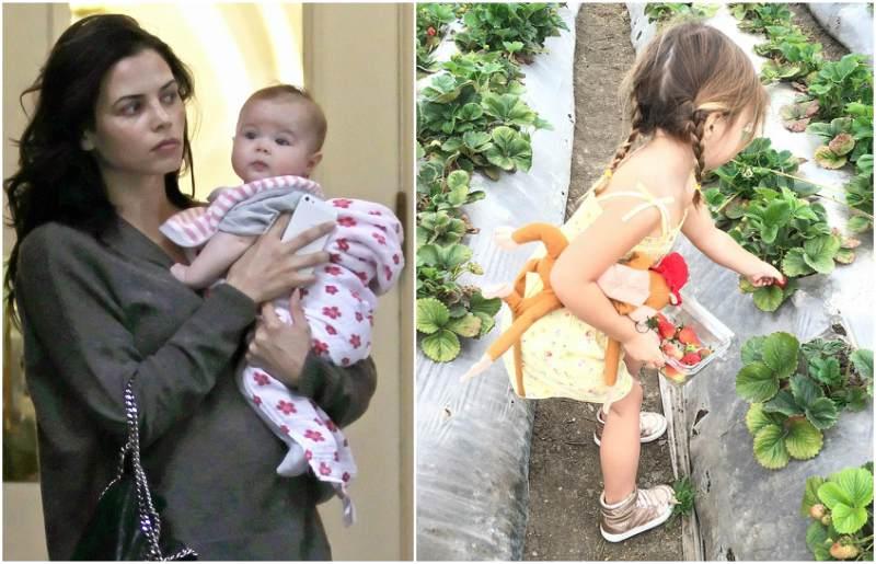 Channing Tatum's children - daughter Everly Elizabeth Tatum