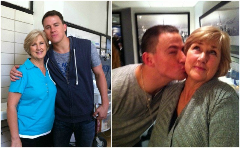 Channing Tatum's family - mother Kay Faust Tatum