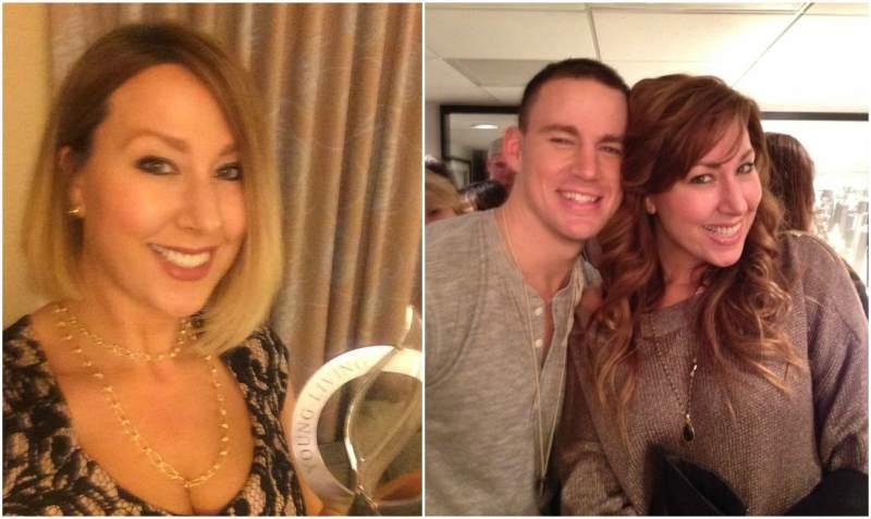 Channing Tatum's siblings - sister Paige Tatum