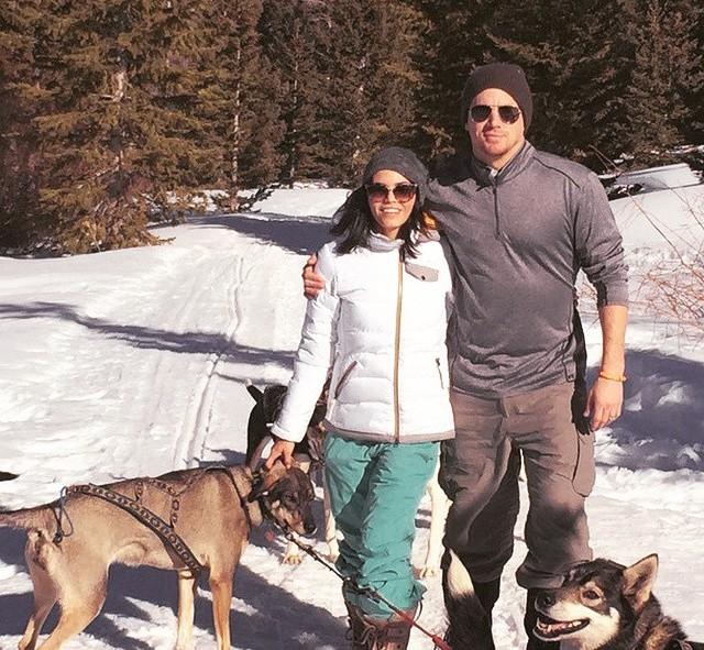 Channing Tatum's family - wife Jenna Lee Dewan-Tatum