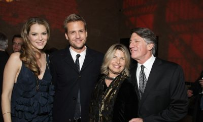 Gabriel Macht's family: parents, siblings, wife and kids