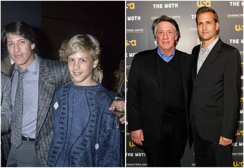 Gabriel Macht's family - father Stephen Macht