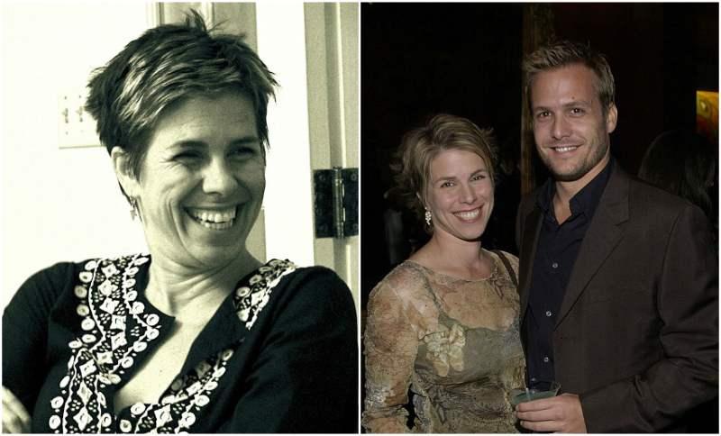 Gabriel Macht's siblings - sister Julie Macht