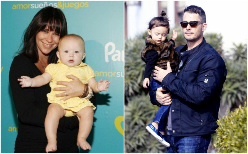 Jennifer Love Hewitt's children - daughter Autumn James Hallisay