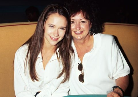 Jennifer Love Hewitt's family - mother Patricia Mae Hewitt
