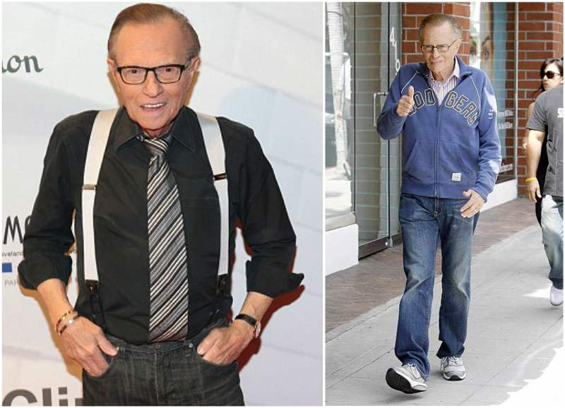 The world's famous celebrity diabetics - Larry King
