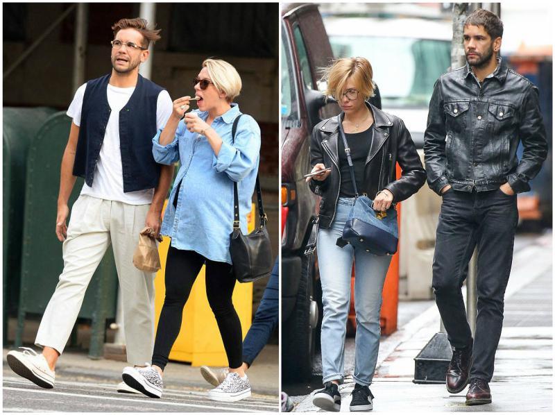 Scarlett Johansson's family - ex-husband Romain Dauriac