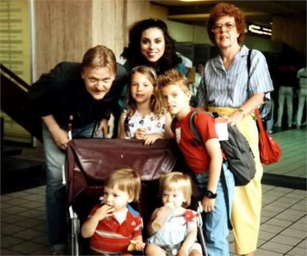 Scarlett Johansson's family