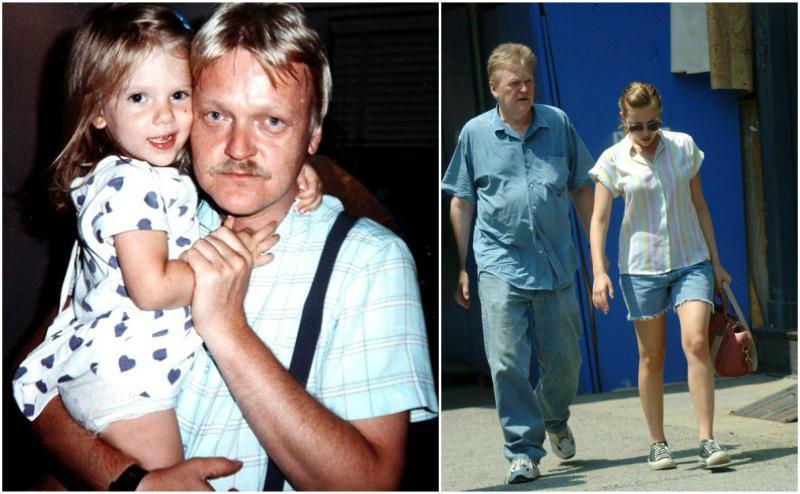 Scarlett Johansson's family - father Karsten Johansson