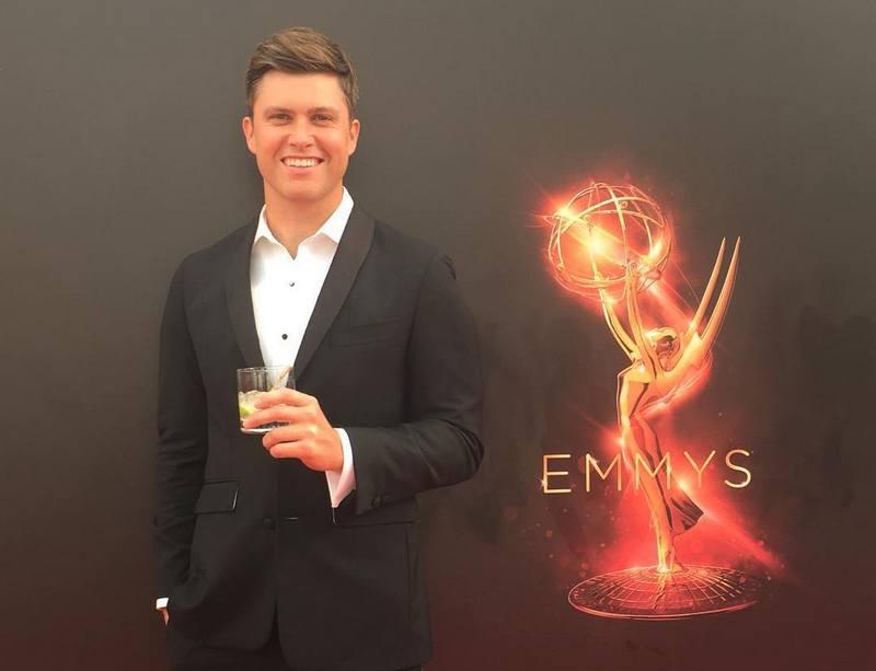 Scarlett Johansson's family - husband Colin Jost