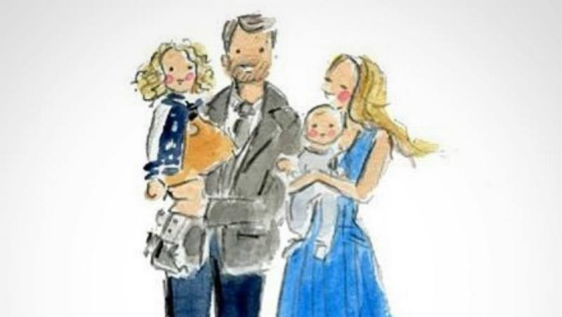 Blake Lively and Ryan Reynolds family